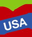 USA Apples Logo